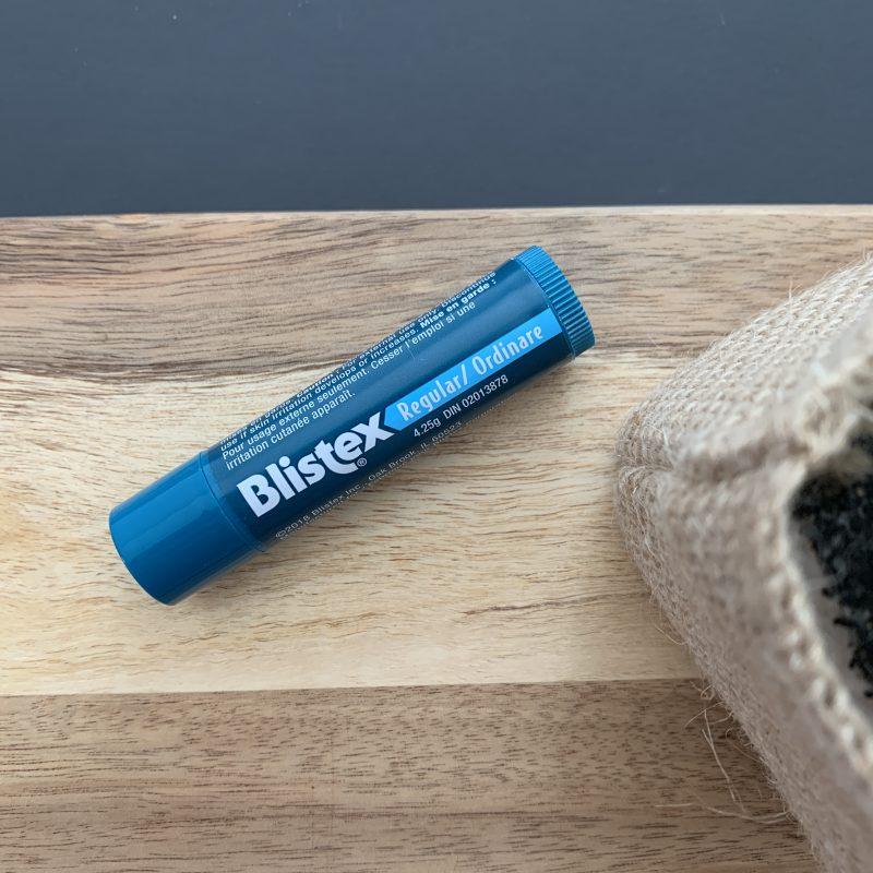 Baume pour les lèvres - Blistex